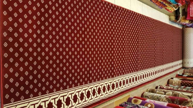 Jual Karpet Mushola Tanjung Priok